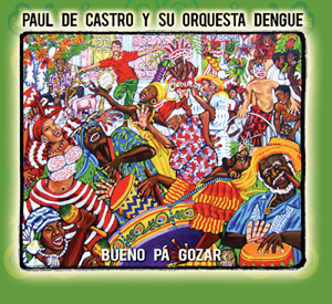 Orquesta Dengue Cover Art